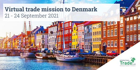 Virtual Trade Mission to Denmark tickets