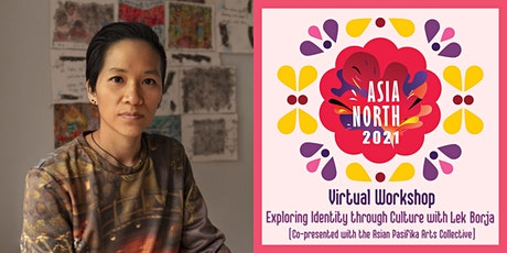 ASIA NORTH 2021 Virtual Workshop: Exploring Identity through Culture tickets
