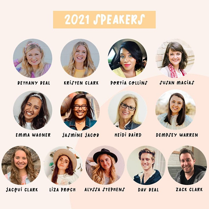 2021 Girl Defined Conference image