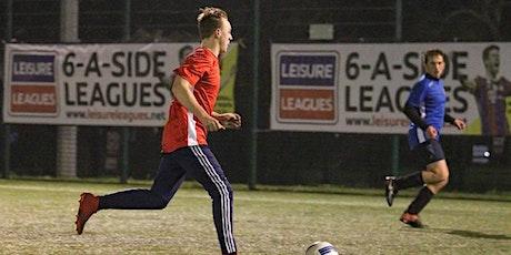 Berwick 6 a side League tickets
