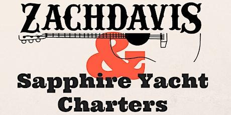 Country Music Artist Zach Davis  Dinner Cruise! tickets