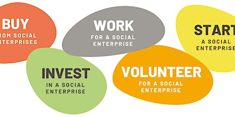 Volunteering with Social Enterprises tickets