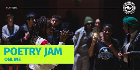 Beatfreeks - Poetry Jam Live tickets