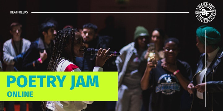 Beatfreeks - Poetry Jam Live
