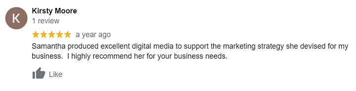 Winner best Social Media Consultant Leinster will train you to sell online! image