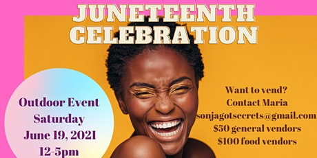 Juneteenth  Popup Celebration tickets
