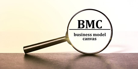Business Model Canvas tickets