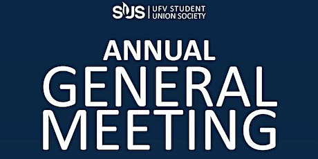 Annual General Meeting (AGM) tickets