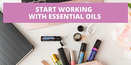 dōTERRA Essential oils business opportunity workshop tickets