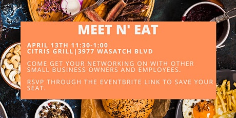 Meet n' Eat tickets