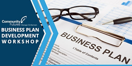 Business Plan Development Online Workshop Series tickets