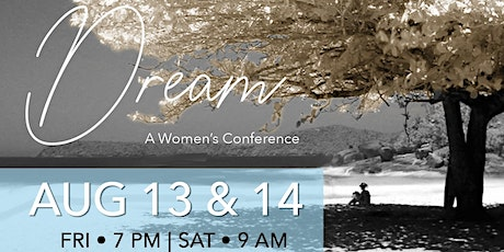 DREAM Women's Conference tickets