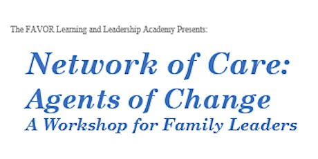 Network of Change - Agents of Change Tickets