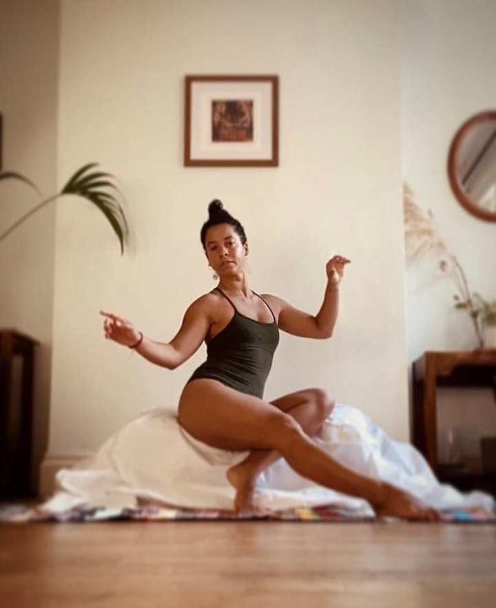 RETREAT FROM HOME: Yoga and Life Drawing Online image