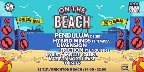 On The Beach - Brighton  (Day 2) tickets