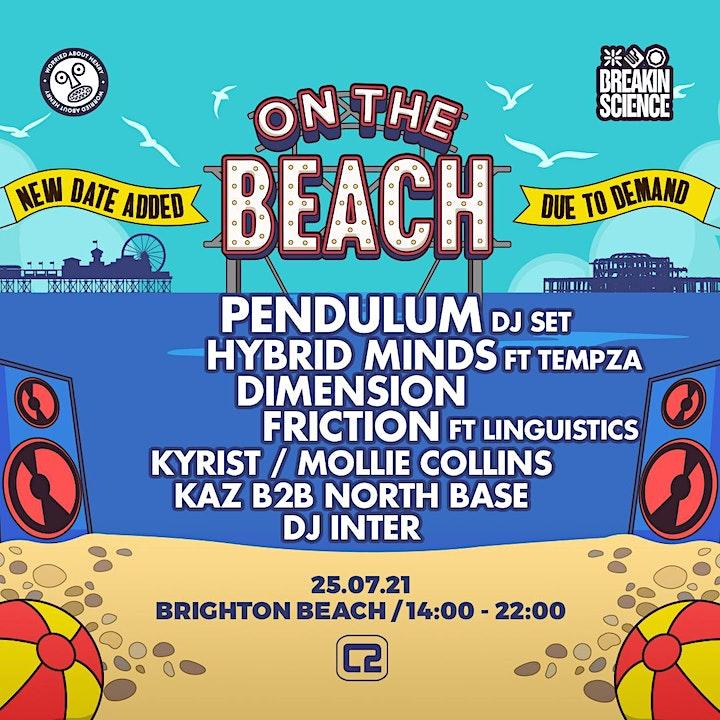On The Beach - Brighton  (Day 2) image