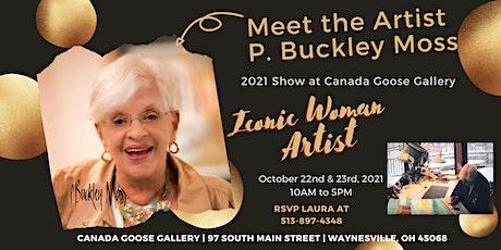 Meet American Artist P. Buckley Moss tickets