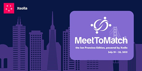 MeetToMatch - The San Francisco Edition 2021 tickets