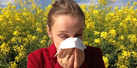 國際醫大健康12講 - 花粉熱、過敏中醫治療 tickets