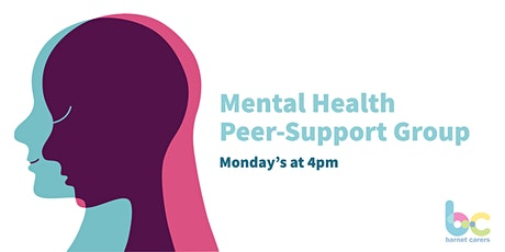 Mental Health Peer-Support Group tickets