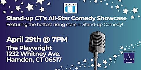 All-Star Comedy Showcase! tickets
