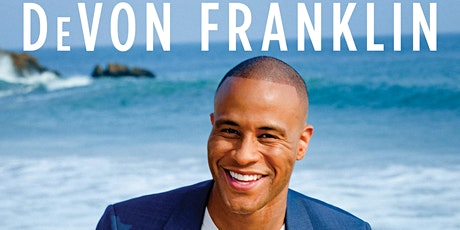 B&N Virtually Presents: DeVon Franklin discusses LIVE FREE! tickets