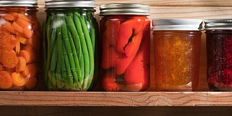Home Canning Basics tickets