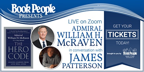 BookPeople Presents: An Evening with Admiral William McRaven tickets