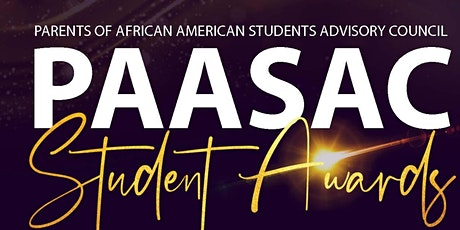 PAASAC Student Awards of Excellence 2021 tickets
