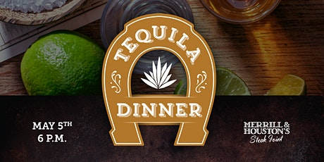 Tequila Dinner tickets