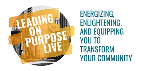 Leading on Purpose Live tickets