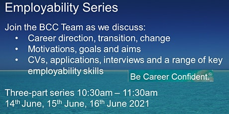 Employability Series tickets