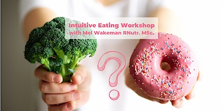 Intuitive Eating Workshop tickets