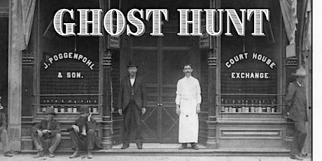 Courthouse Exchange Ghost Tour tickets