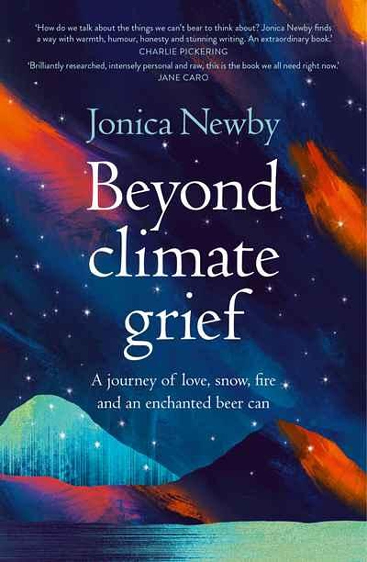 Supper Club with Jonica Newby in conversation with Robyn Williams image
