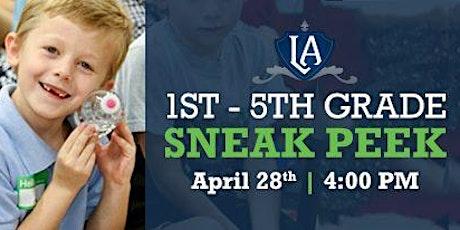 Leman Academy of Excellence Sierra Vista1st-5th Grade Sneak Peek tickets