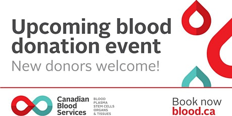 Blood Donation Event tickets