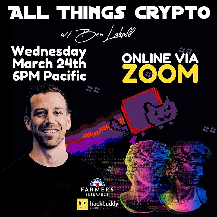 All Things Crypto with Ben Lakoff image
