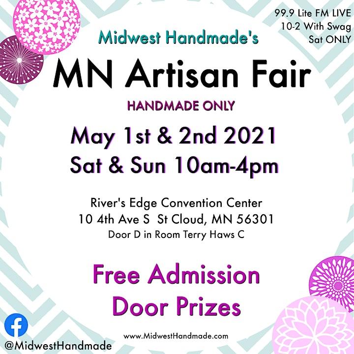 MN Artisan Fair by Midwest Handmade image