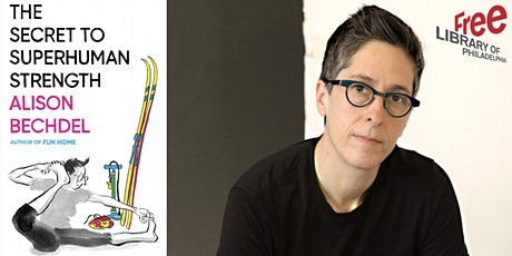 VIRTUAL - Alison Bechdel | The Secret to Superhuman Strength tickets