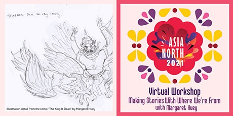 ASIA NORTH 2021 Virtual Workshop: Making Stories with Where We're From tickets