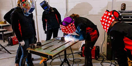 Intro to MIG Welding tickets