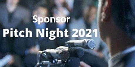 May Pitch Night 2021 Sponsor tickets