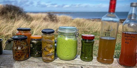 Seaweed and Coastal Forage tickets