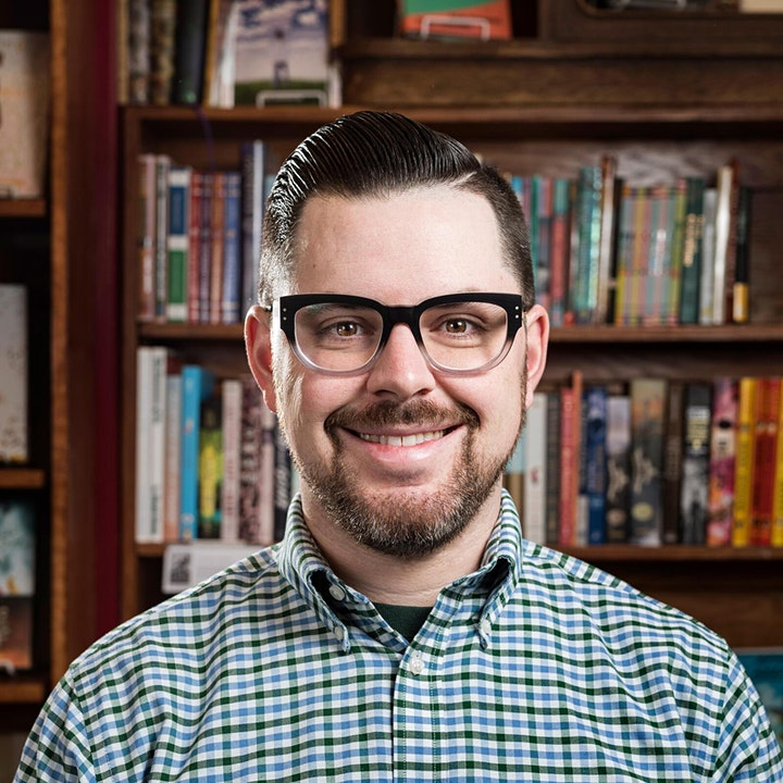Books in Common NW: Bookseller Happy Hour with Danny Caine image
