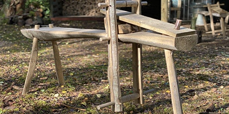English Style Shave Horse Making Course tickets