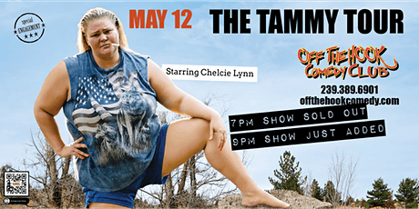 The Tammy Tour: One Trailer Park at a Time  Live in Naples, Florida! tickets