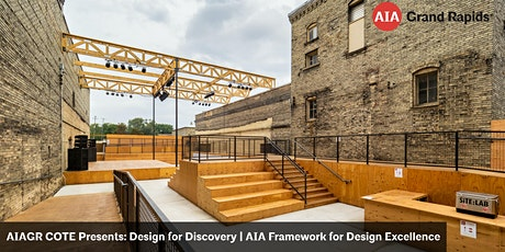 Design for Discovery   AIA Framework for Design Excellence Webinar tickets