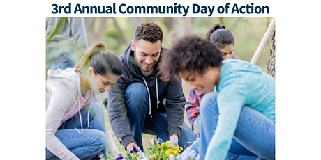 3rd Annual Community Day of Action tickets