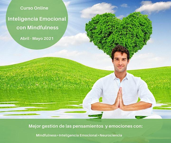 Imagen de Curso Mindfulness con Inteligencia Emocional  8 Semanas. Horario Mañana